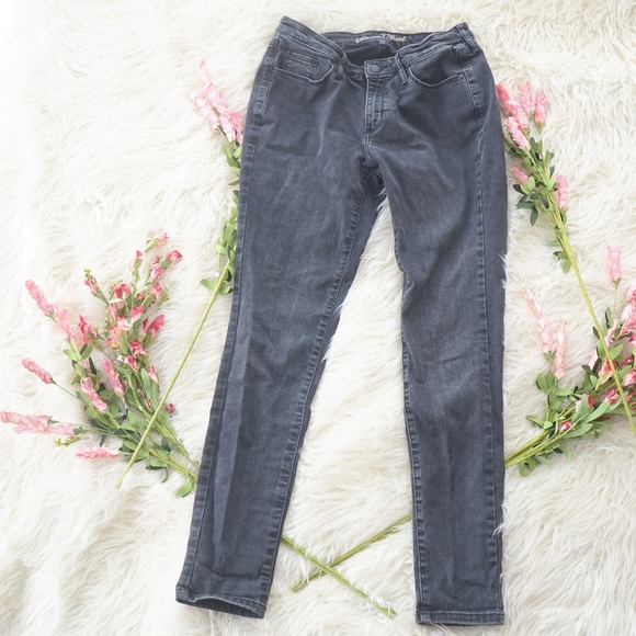ad3f046a Universal Thread Jeans | Womens Midrise Curvy Black Skinny | Poshmark